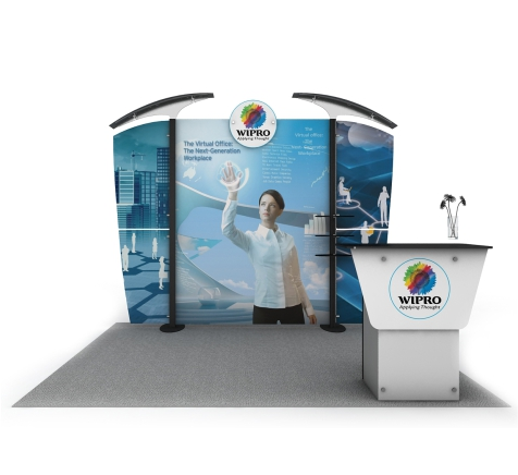 Airlite Mobile Backdrop