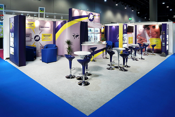 Exhibition stand Europe